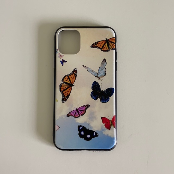 IPHONE 11 butterfly phone case